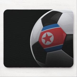 Fútbol en Corea del Norte Alfombrillas De Raton