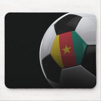Fútbol en el Camerún Alfombrilla De Raton