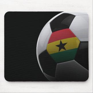 Fútbol en Ghana Alfombrillas De Ratones