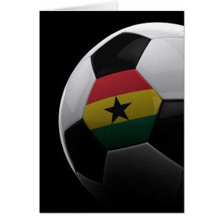 Fútbol en Ghana Felicitaciones