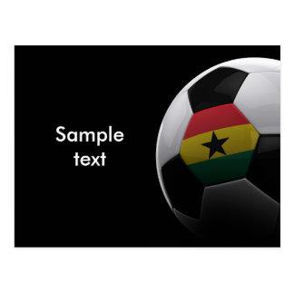 Fútbol en Ghana Postal