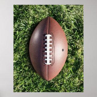 Fútbol en hierba impresiones