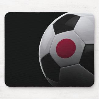Fútbol en Japón Alfombrilla De Ratones