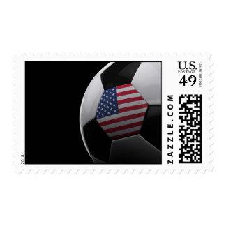 Fútbol en los E.E.U.U. Sellos