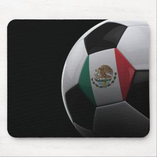 Fútbol en México Alfombrilla De Ratón