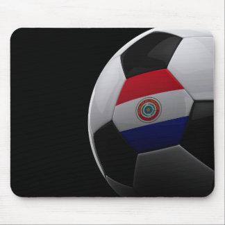 Fútbol en Paraguay Alfombrillas De Ratones