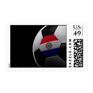 Fútbol en Paraguay Sellos