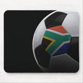 Fútbol en Suráfrica Alfombrillas De Ratón