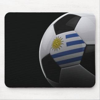 Fútbol en Uruguay Alfombrillas De Raton