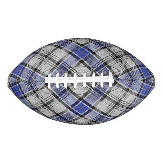 Fútbol escocés del tartán de Hannah del clan Balón De Fútbol Americano