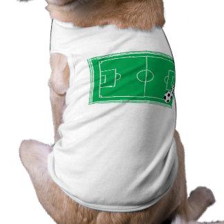 fútbol-estadio ropa de perros