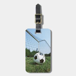 Fútbol Etiqueta Para Maleta