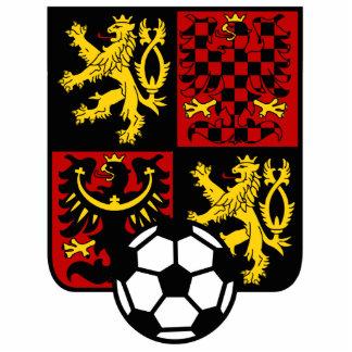 Fútbol Fotoescultura Vertical