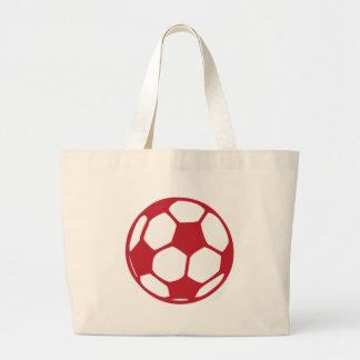 Fútbol/fútbol Bolsa Tela Grande