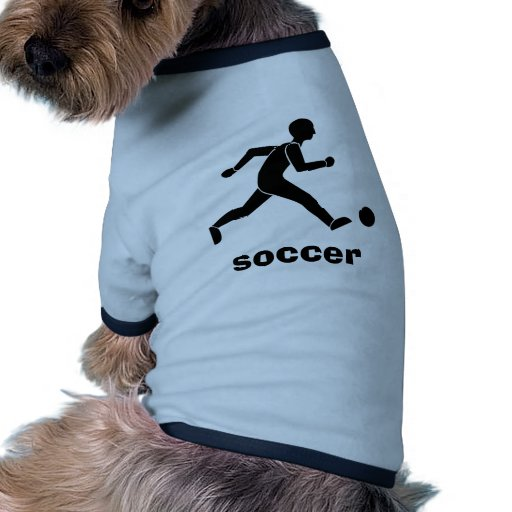 Fútbol/fútbol Camiseta De Mascota