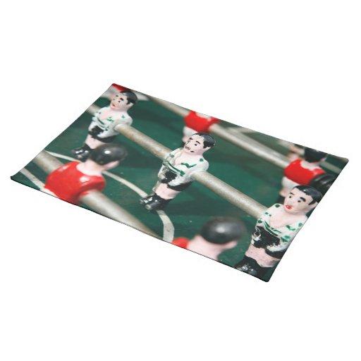 Fútbol/fútbol de la tabla manteles