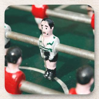 Fútbol/fútbol de la tabla posavaso