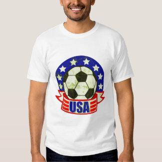 Fútbol Futbol de los E.E.U.U. Playera