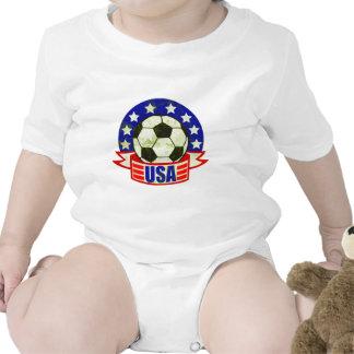 Fútbol Futbol de los E.E.U.U. Camisetas