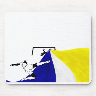 Fútbol (Futbol) Tapete De Ratones
