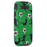 Fútbol Galaxy S3 Protector