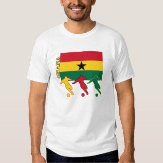 Fútbol Ghana Poleras