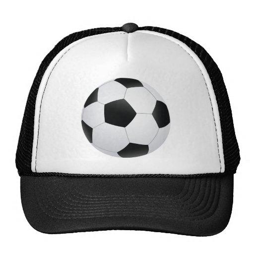 fútbol gorras de camionero