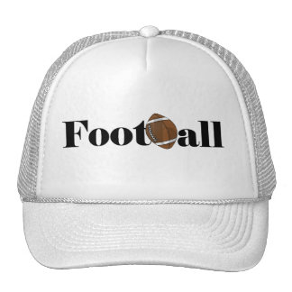 fútbol gorros bordados