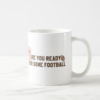 Fútbol guarro listo taza clásica