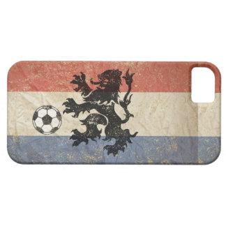 Fútbol holandés iPhone 5 Case-Mate protectores