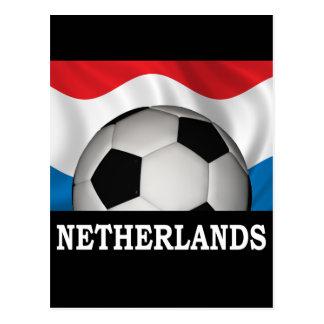 Fútbol holandés postales