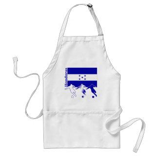 Fútbol Honduras Delantales