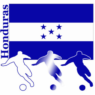 Fútbol Honduras Esculturas Fotográficas