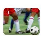 Fútbol Imán De Vinilo