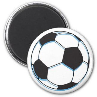 Fútbol Imán Redondo 5 Cm