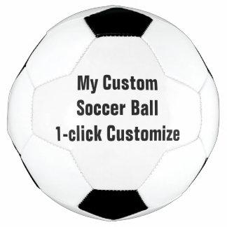 Fútbol impreso personalizado Futbol del balón de
