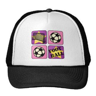 Fútbol internacional gorro