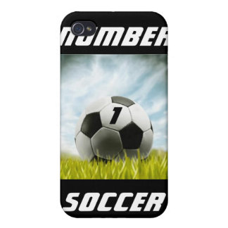 Fútbol iPhone 4/4S Fundas