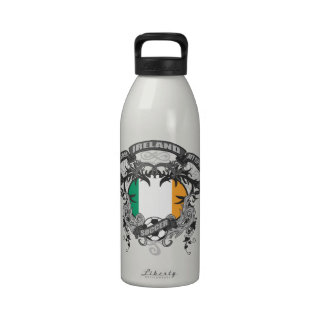 Fútbol Irlanda Botella De Agua