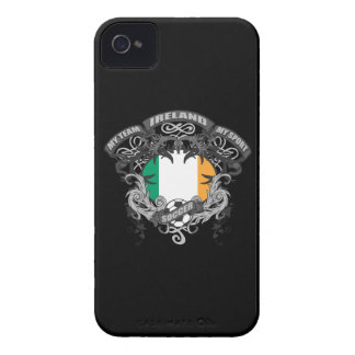 Fútbol Irlanda Case-Mate iPhone 4 Protector