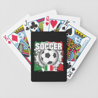 Fútbol Italia Baraja Cartas De Poker