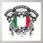 Fútbol Italia Impresiones