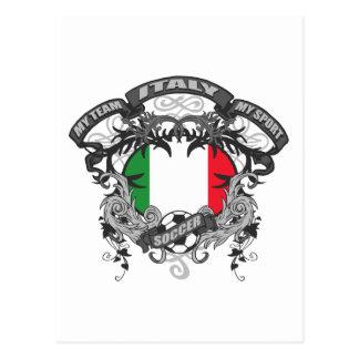 Fútbol Italia Postales