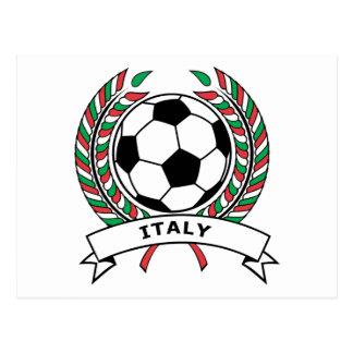 Fútbol Italia Tarjetas Postales