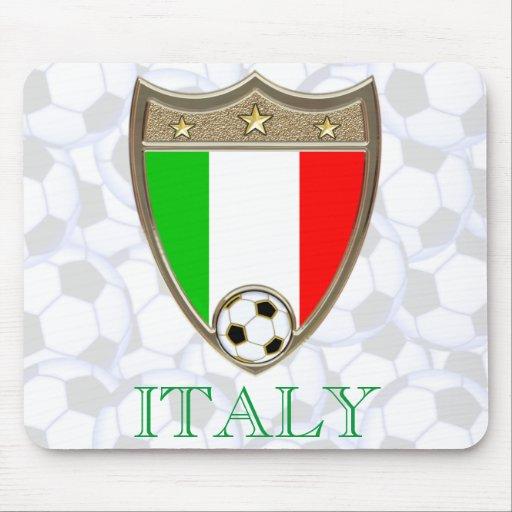 Fútbol italiano tapetes de raton