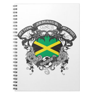 Fútbol Jamaica Notebook