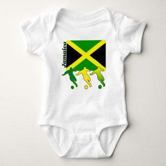 Fútbol Jamaica Remera