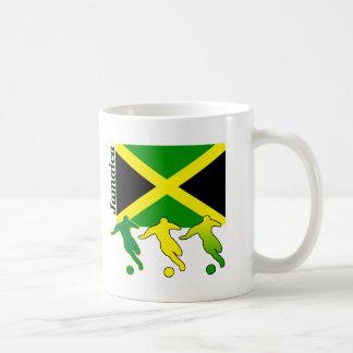 Fútbol Jamaica Taza De Café