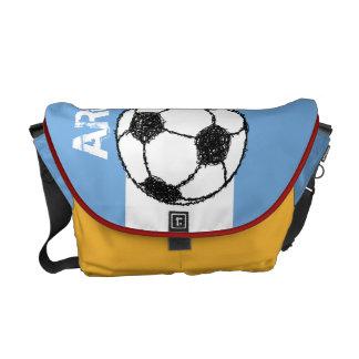Fútbol, la Argentina Bolsa De Mensajería