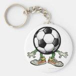 Fútbol Llavero